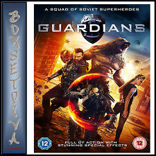 GUARDIANS -  Anton Pampushny & Sebastien Sisak   *BRAND NEW DVD***