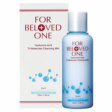 [FOR BELOVED ONE] Hyaluronic Acid Tri-Molecules Facial Cleansing Milk 130ml NEW