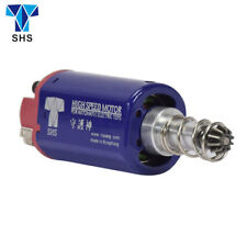 SHS Toy High Speed AEG Motor Long type for Airsoft SCAR / P90 / G3 Ver.2 Gearbox