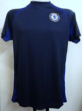 CHELSEA NAVY TRAINING SHIRT SIZE SMALL OFFICIAL MERCHANDISE BRAND NEW