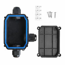 Waterproof Junction IP66 3 WAY Box Cable Switch Connection Enclosure Case