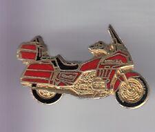 RARE PINS PIN'S .. MOTO MOTORCYCLE BIKER CLUB HONDA GOLDWING  CL 1500 OR RED ~EC