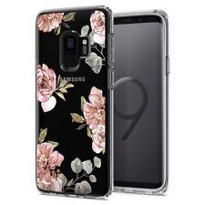 For Galaxy S9/S9 Plus | Spigen® [Liquid Crystal Blossom] Slim TPU Cover Case