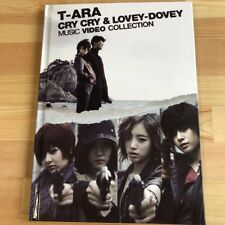 T-ARA Cry Cry & Lovey-Dovey Music Video Collection JAPAN Blu-ray + Photobook