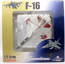 WITTY WINGS 1:72 WTW-72-011-001 F-16 (TWIN SEAT) USAF EDWARDS TEST CENTRE