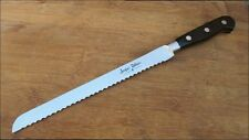 Vintage Jacques DeBarr Japanese Steel Sushi Chef's Serrated Bread/Slicing Knife