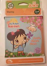 Leap Frog Tag Junior Book Ni Hao Kai-lan Share, Share, Share