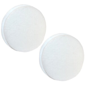 2x HQRP Post-Motor Filters Pad for Dyson DC07 / DC14 Series Vacuum Cleaners
