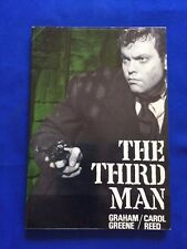 THE THIRD MAN - FIRST EDITION OF SCREENPLAY BY GRAHAM GREENE