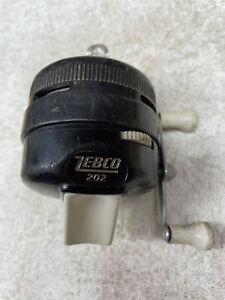 Vintage Zebco 202 Spincast Fishing Reel