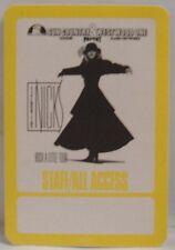 Fleetwood Mac / Stevie Nicks - Original Concert Tour Cloth Backstage Pass