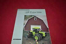 Steiger Puma 1000 Tractor Dealer's Brochure AMIL9