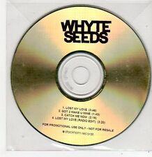 (FF856) Whyte Seeds, Lost My Love - DJ CD