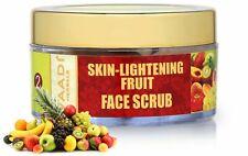 Vaadi Herbals Skin Lightening Fruit Face Scrub For Blighting And Fair Skin 50g