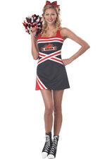 Classic Cheerleader Zombie Adult Women Costume