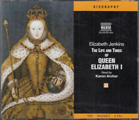 Life and Times of Queen Elizabeth I Elizabeth Jenkins 3CD Audio Book Abridged