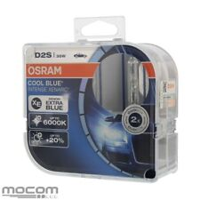 2x OSRAM Xenon D2S 66240CBI HCB XENARC COOL BLUE Intense 35W NEU + 20 % ✩