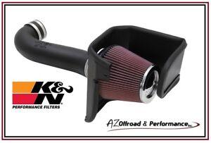 K&N FIPK 57 Series Air Intake System 05-10 Dodge & Chrysler 5.7L 6.1L Hemi Cars