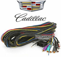 Metra 70-1857 89-96 Cadillac/Corvette Bose Amp And Tuner By-Pass Wire Harness