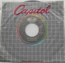 *THE BEATLES Eight days a week NM CANADA CAPITOL 1983 Reissue MEGA RARE 45