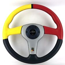Personal (Nardi) Williams Renault F1 steering wheel. Genuine. Rare. SUPERB!