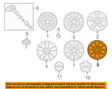 KIA OEM 10-13 Soul-Wheel Center Cap Hub Cover 529602K100