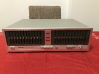 PIONEER SG-60 12-Band Hi-Fi Stereo Graphic Equalizer (1984-86)