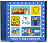 Fun Songs CD  Favourite children's songs kids sing along.  *NEW & WRAPPED*