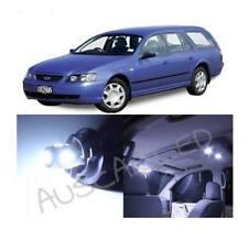 Ford Falcon Ba Wagon 2003 Dome Light Upgrade kit ULTRA White LED globe bulbs