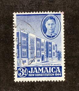 Jamaica--#131a Used--1946 Institute of Jamaica
