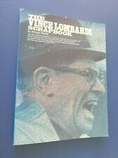 1976 The Vince Lombardi Scrapbook By George Flynn, 224 Pages
