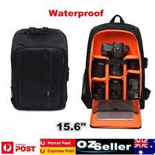 DSLR Camera Backpack Waterproof Camera Bag for Sony Canon Nikon Olympus Camera