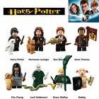Harry Potter Hermione Malfoy Ron 8 Minifigures Building Bricks Toy mini figures
