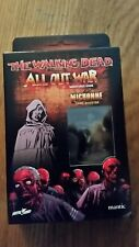 The Walking Dead: All Out War Miniature Game Michonne Booster New Mantic