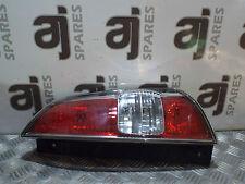 DAIHATSU SIRION 2010 1.3L PETROL AUTOMATIC DRIVERS SIDE REAR LIGHT CLUSTER