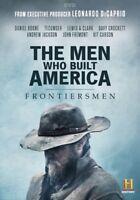 The Men Who Built America: Frontiersmen (DVD,2018)