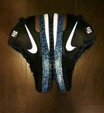 2008 Nike Zoom Lebron VI 6 Graffiti Black Royal 346526-011 US 8 bc1a40787
