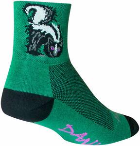 SockGuy Dank Classic Socks | 3 inch | Green/Multi | L/XL