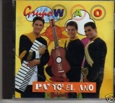 (40R) Grupo Wao, Pa' To' El Año - 1993 CD
