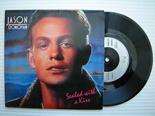 """Jason Donovan - Sealed With A Kiss / Just Call Me Up, PWL 39 Ex Condition 7"""""""