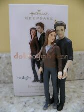 Hallmark 2010 Edward and Bella Twilight Movie Christmas Ornament