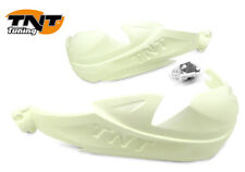 Protege main moto Blanc Cross Enduro Super-motard NEUF