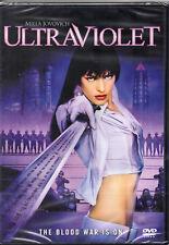UltraViolet DVD - Region 2 - New & Sealed - Milla Jovovich - Nordic