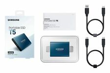 500Go Samsung SSD T5 500 Go Solid State Drive externe MU-PA Portable T5 TYPE C