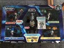 Voltron Legendary Defender Mega Set Hyperphase 5 Set Lion Form 16 Inch Rare