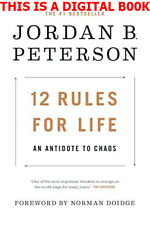 New Listing12 Rules for Life: An Antidote to Chaos by Jordan B. Peterson