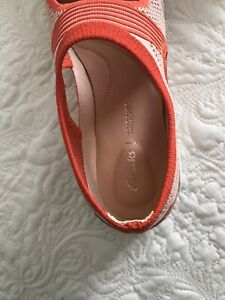 Clarks Trigenic Flat Shoe/Trainers Size 5