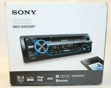 Sony MEX-N4200BT Bluetooth Audio System, USB, AUX, Remote