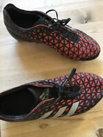 Adidas Kakari Soft Ground Rugby Boots - Size 12 Adult
