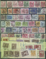 Austria old perfins small selection *b201020b